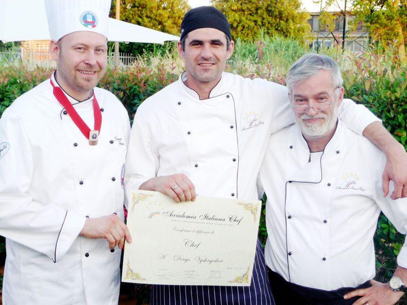 Corso di cucina nuovo diplomato cucina italiana all estero