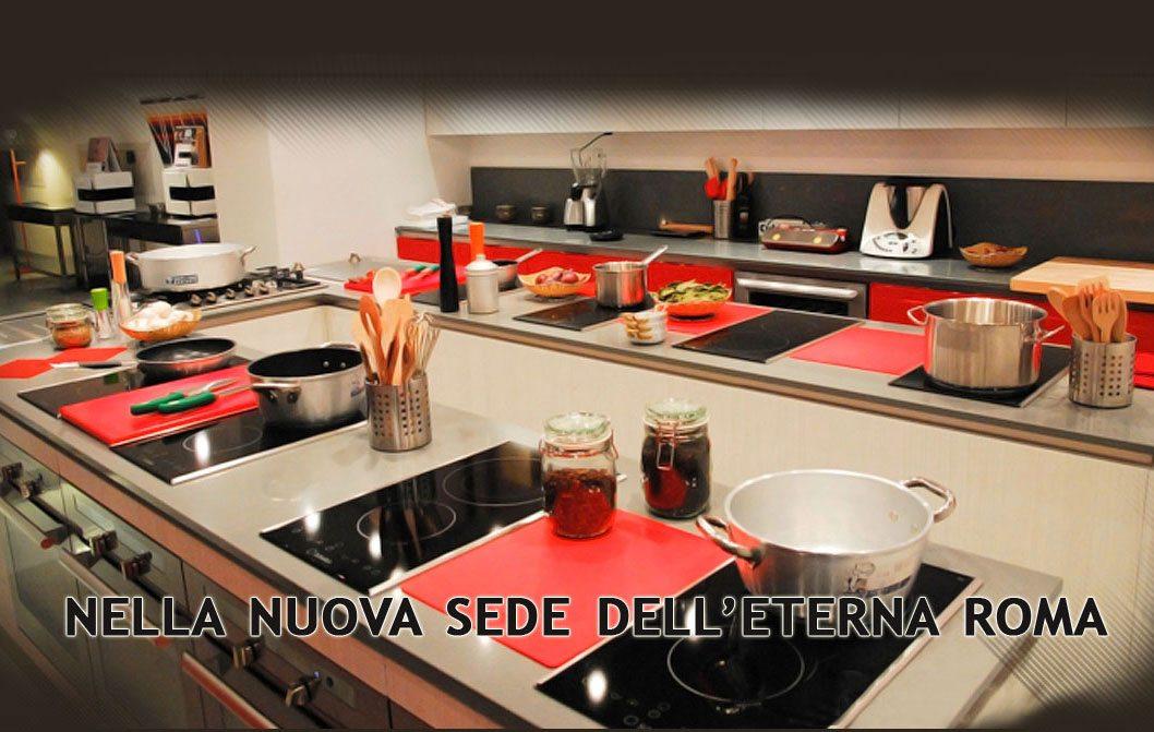 Scuola di cucina corso di cuoco roma al via le iscrizioni - Scuola di cucina roma ...