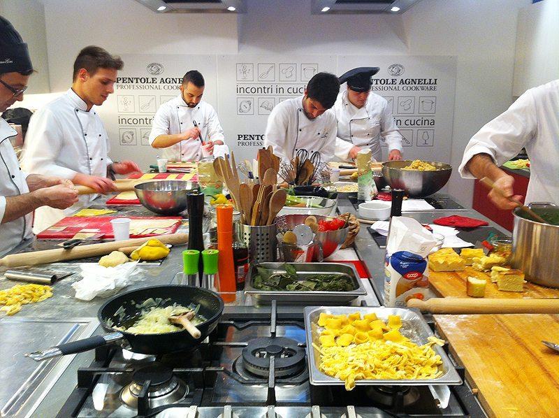 Corsi di cucina grande inizio per il corso di cuoco roma - Corsi di cucina a roma ...
