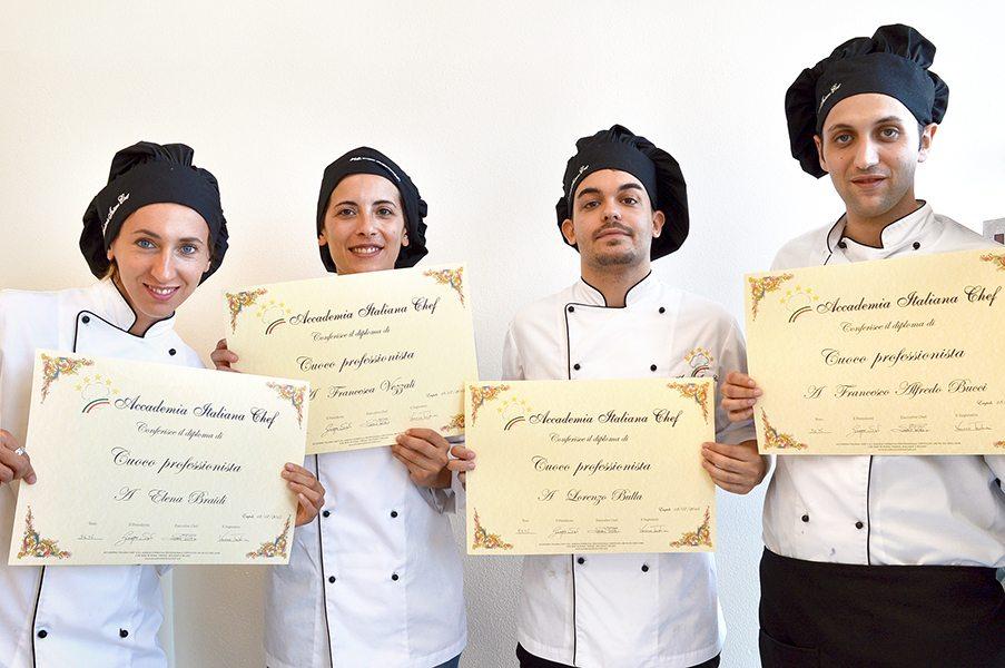 Corsi di cucina l accademia diploma nuovi professionisti - Corsi cucina milano ...