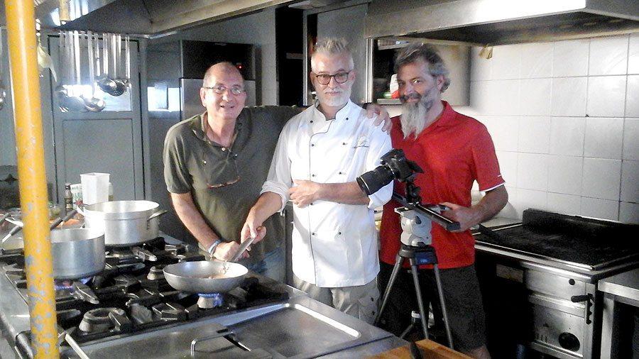 Scuola di cucina spot tv dell 39 accademia italiana chef - Scuola cucina bologna ...