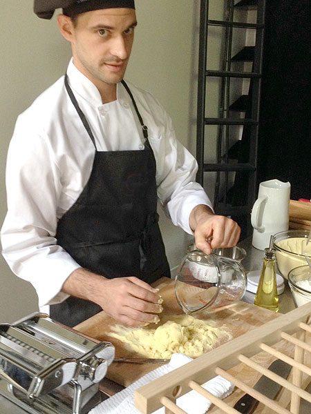 Scuola di cucina stefano gulinelli a los angeles per lg - Scuola di cucina torino ...