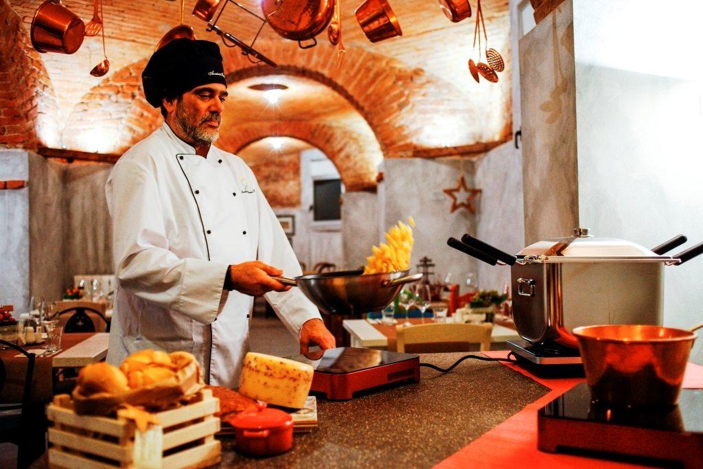 Scuola di cucina news il cantinone d 39 inverno a cremona - Scuola cucina bologna ...