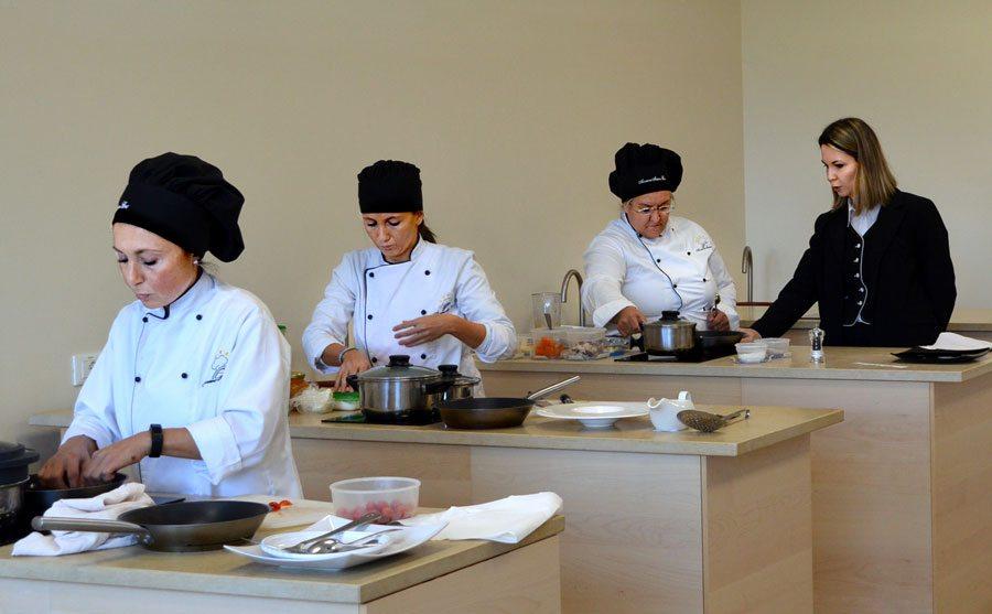 Scuola di cucina: corsi di cucina professionale, esami per cuoco