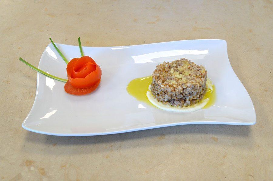 Farro porro e salsiccia | Corso di Cucina Professionale