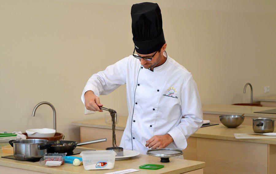 Scuola di cucina esami di cucina professionale corsi di - Scuola cucina bologna ...