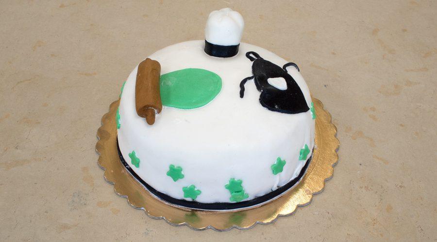 Cake design al cioccolato Corso di Pasticceria Professionale