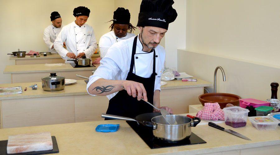 Corso di cucina professionale firenze accademia italiana chef - Accademia di cucina ...