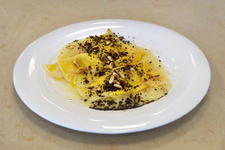Ravioli con ripieno di baccal corso di cucina professionale - Corso di cucina bologna ...