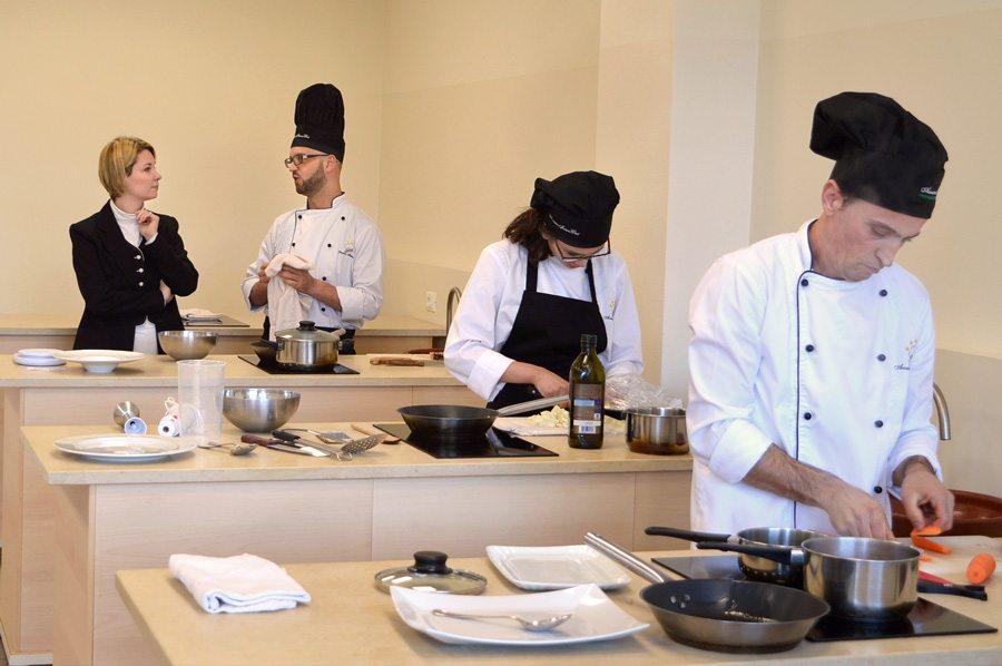 Scuola di cucina la sessione d 39 esame del 10 febbraio - Scuola cucina bologna ...