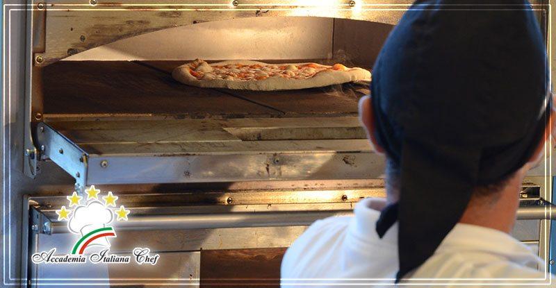 La cottura corretta della pizza
