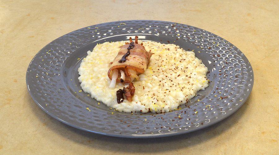esami scuola di cucina professionale - risotto