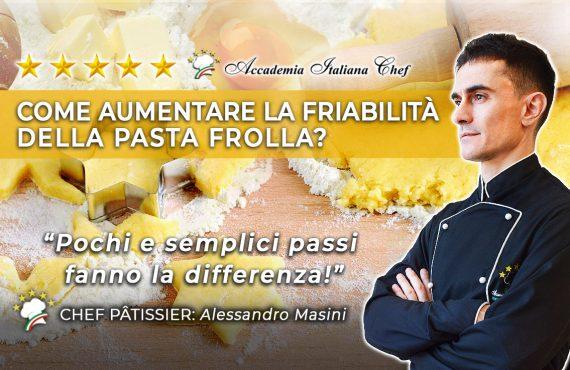 pasta frolla Alessandro Masini